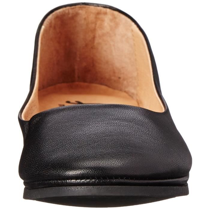 French Sole Zeppa Slip On Shoes PH9NS Taille-37 1-2