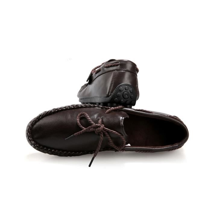Mocassins Masculines Respirante Chaussures Homme Iwzxp2576