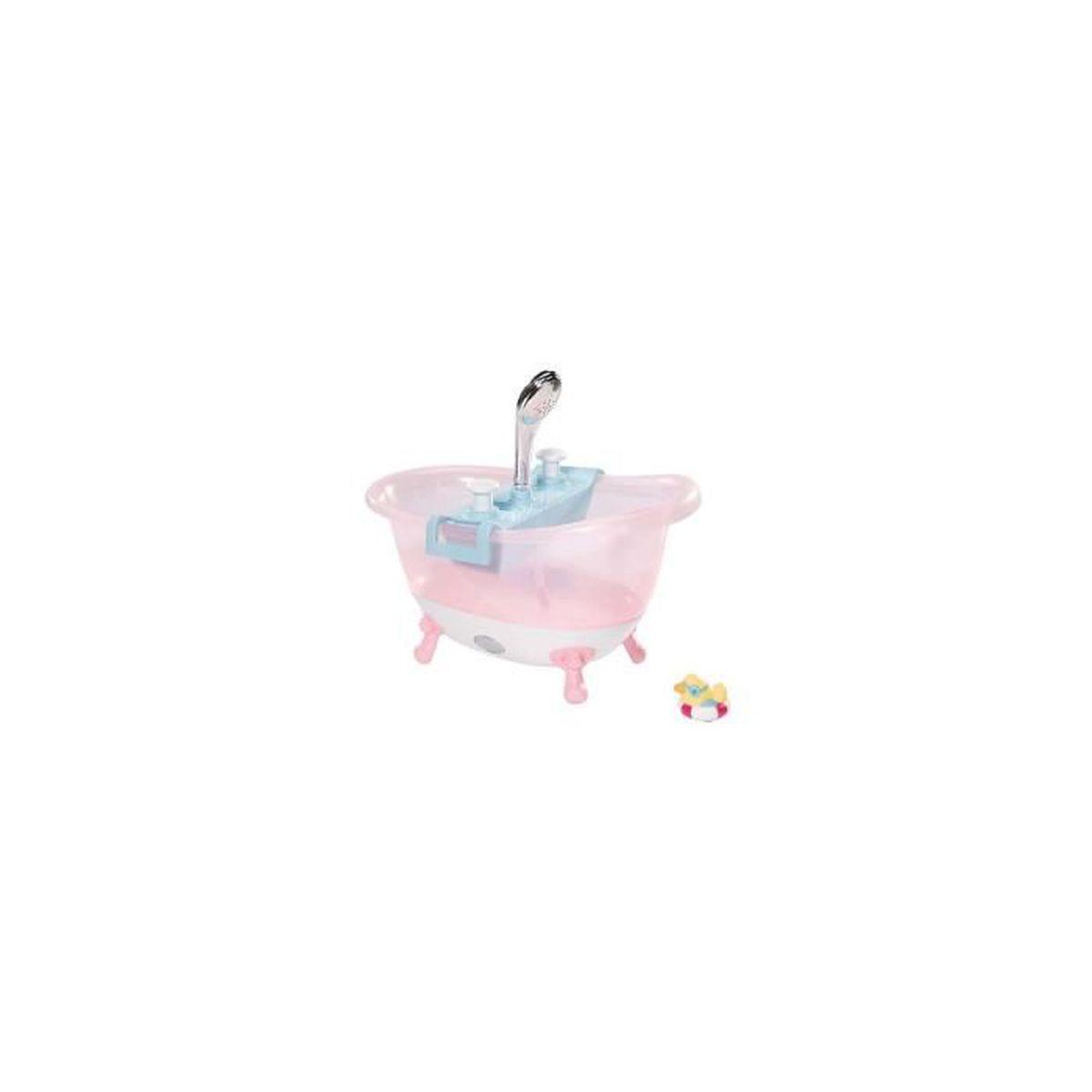 Baignoire interactive baby born achat vente jeux et for Grande baignoire pas cher