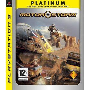 JEU PS3 MOTORSTORM PLATINUM / JEU CONSOLE PS3