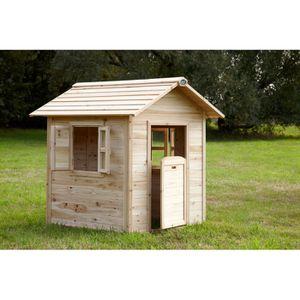 AXI Maisonnette Enfant Cabane en bois Noa
