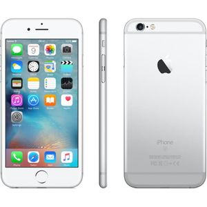 SMARTPHONE APPLE IPhone 6S Silver / Argent 16Go Occasion Très
