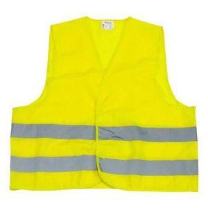 KIT DE SÉCURITÉ gilet jaune de sécurité réfléchissant  visibilité