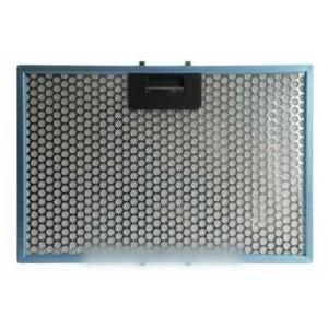 PIÈCE APPAREIL CUISSON Filtre graisse métal 333 x 224 m/m pour hotte DE D