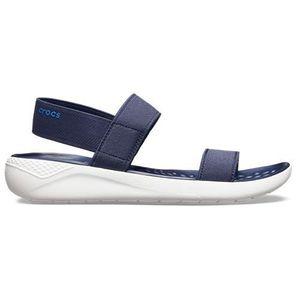 6a30766c19be5 JEANS Crocs Lite Ride Relaxed Fit femme Sandales en Bleu