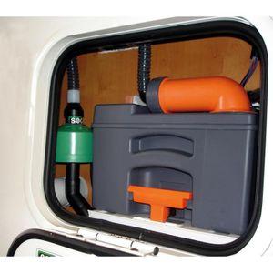 WC - TOILETTES Système Ecologique SOG pour C250-C260