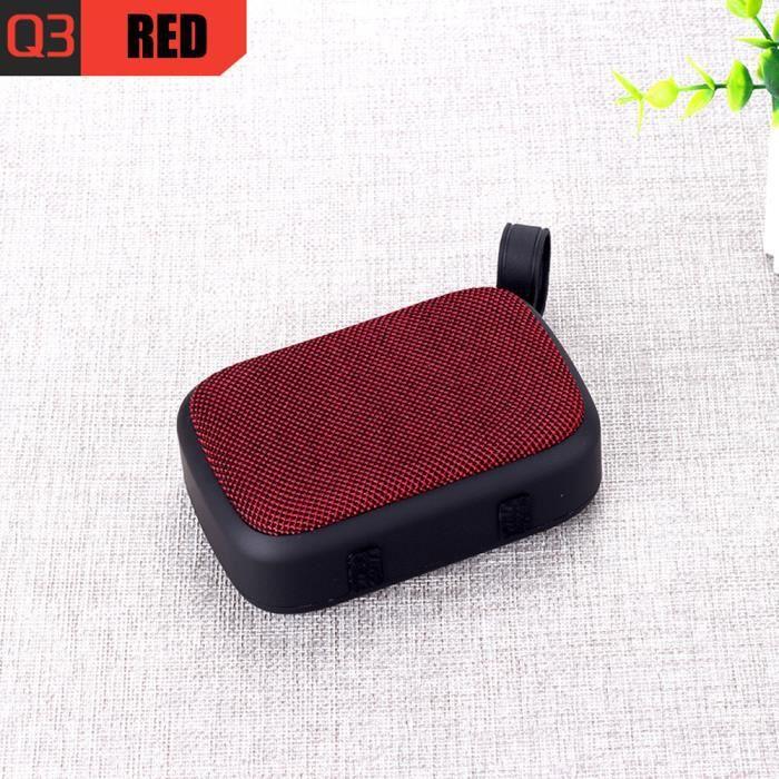 Portable Sans Fil Bluetooth Haut-parleur Stéréo Sd Fm Pour Ordinateur Smartphone Tablet @5603