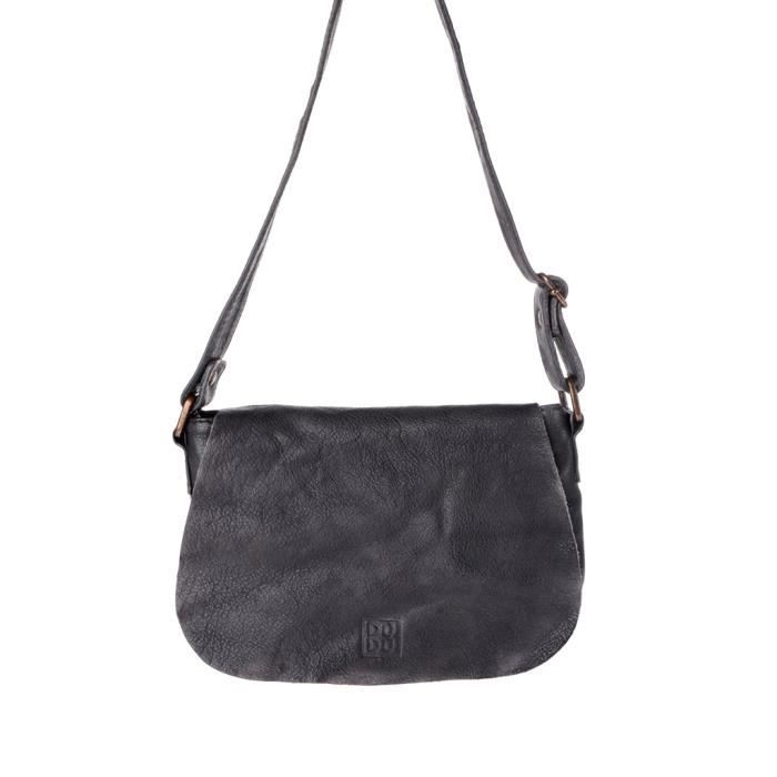 Dudu - Sac porté épaule - 580-1077 Timeless - Mini Bag - Noir Slate - Femme