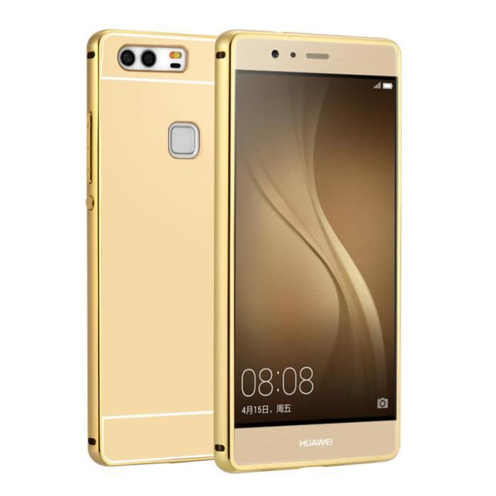 coque huawei p9 lite effet miroir