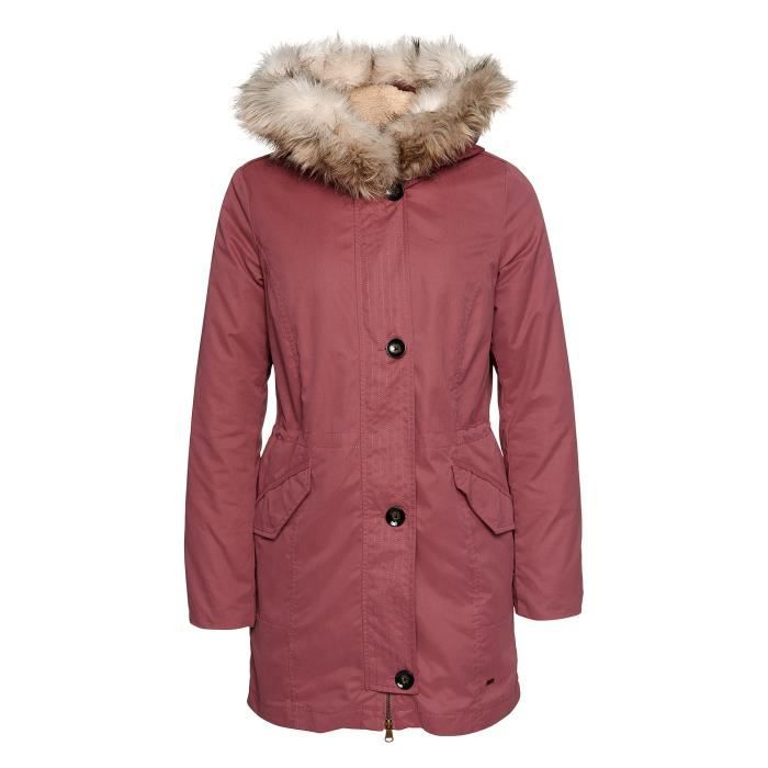 Vente Parka Tom Achat Rose Tailor Cdiscount Vieux MqSpUzV