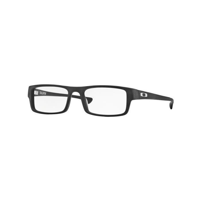 Homme Noire Lunettes 55 2 Ox1099 33 Vue 109901 X Oakley De Tailspin oWxCBerd