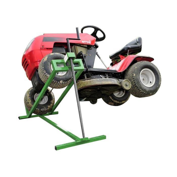 cric l ve tracteur tondeuse manivelle achat vente cric cric l ve tracteur tondeuse cdiscount. Black Bedroom Furniture Sets. Home Design Ideas