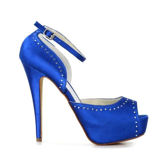 Jia Jia Wedding 1403112 chaussures de mariée mariage Escarpins pour femme Je2Q3