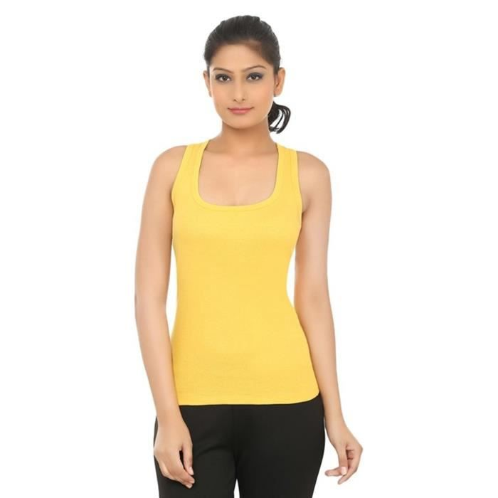 Color Of Femmes 2 Curk2 Taille Pack Multi Top 34 Tank OUUSq5w