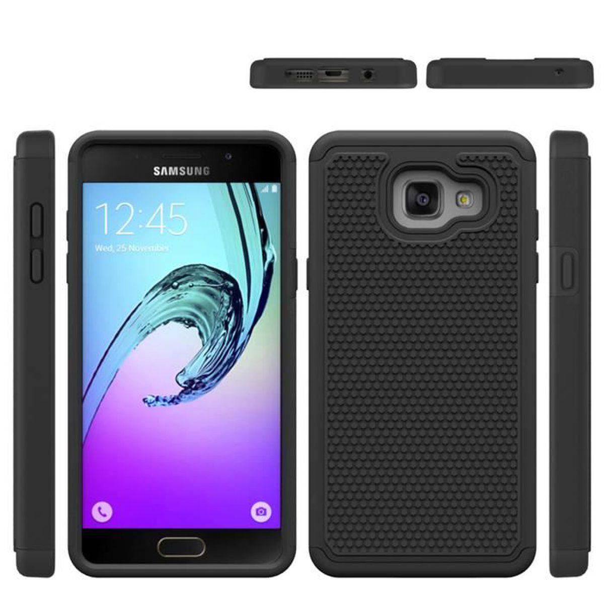 Coque samsung galaxy a5 2016 pas cher page 1 - Galaxy A5 2016 Coque Double Protection Antichoc