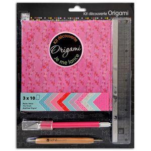 MAHE Kit découverte origami