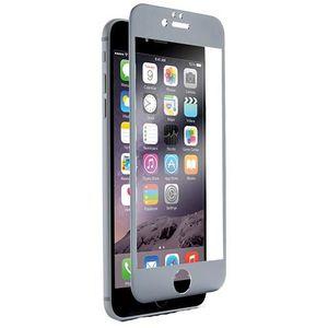 QDOS Protection-écran intégrale en verre trempé Qdos pour iPhone 6 - Gris