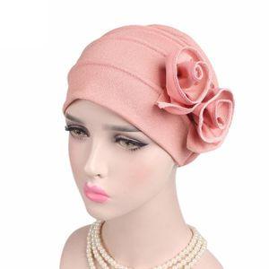 CASQUETTE Femmes Femmes Boho Cancer Chapeau Bonnet écharpe T