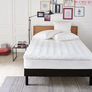 SUR-MATELAS My Lovely Bed - Surmatelas Mémoire de forme - 90x1