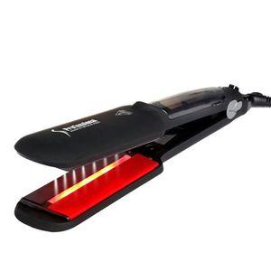 FER A LISSER 2 pouces planche vapeur cheveux lisseur infrarouge