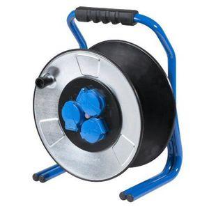 ENROULEUR DE CABLE As-Schwabe 880125 Enrouleur de câble professionnel