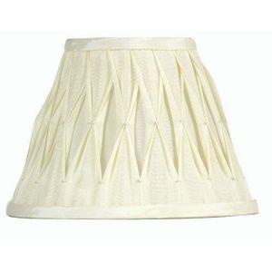 ABAT-JOUR Oaks Lighting Abat-jour en soie de Sutlej sans sup c2b88892b51