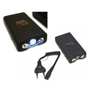 Téléviseur combiné Taser Lampe torche - Shocker électrique 1 200 000
