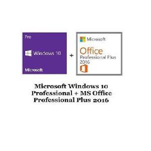 CLÉ USB CLÉ D'ACTIVATION WINDOWS 10 PRO ET MICROSOFT OFFIC