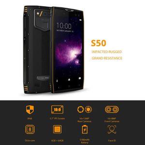 SMARTPHONE DOOGEE S50 IP68 Smartphone étanche 5180mAh Charge