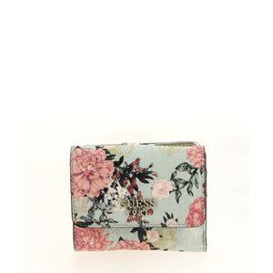 PORTE MONNAIE Petit Porte monnaie GUESS Seraphina SLG Floral. 30916c4a5eb