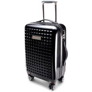 VALISE - BAGAGE TROLLEY PC CABINE (Noir - One Size)
