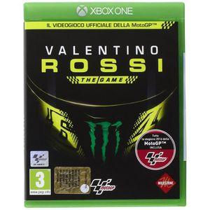 JEU XBOX ONE Xbox One Valentino Rossi The Game