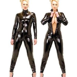 COSTUME - TAILLEUR Wonder Beauty® Catsuit Catwoman Costume Sexy Faux d357deb146ed