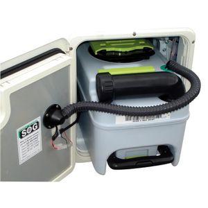 WC - TOILETTES Système Ecologique SOG pour CT3000-CT4000
