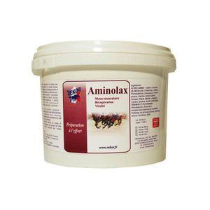 ACIDES AMINÉS Aminolax -Rekor- Incolore 900 gr