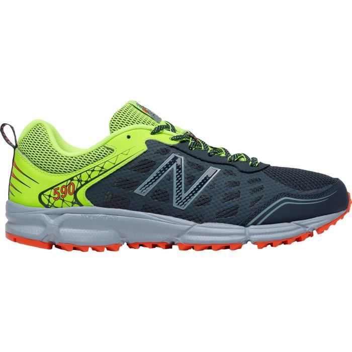 chaussure trail new balance hommes