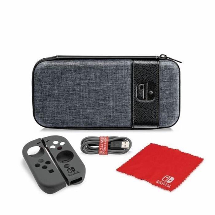 PDP Housse De Protection Starter Kit Elite Édition Pour Nintendo Switch