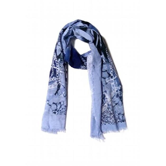 5c5584248459 Cotton Lurex Striped Fashion Scarves Different Colors Baidg Scarf ...