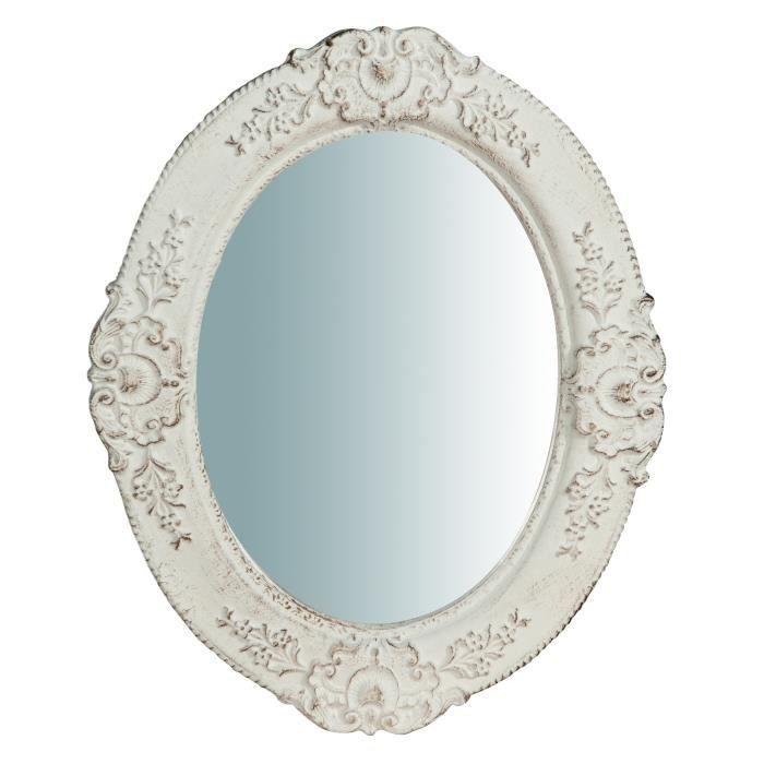 Miroir mural horizontal achat vente miroir mural horizontal pas cher cdiscount for Miroir horizontal mural