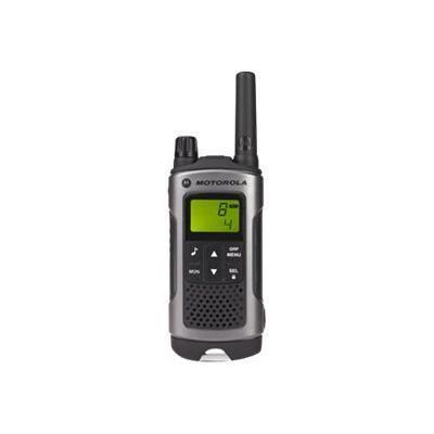 Motorola Paire de talkies walkies Motorola T80EX portée en champs libre 10km Jaune Radios et accessoires High-Tech