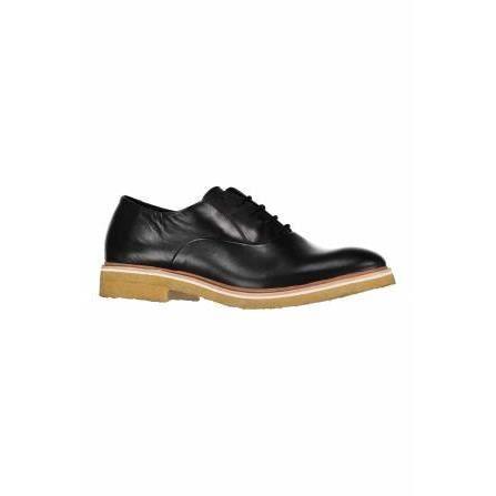 Chaussures Hommes Basses Jj Charleston Jack & Jones Noir dokp3YVawq