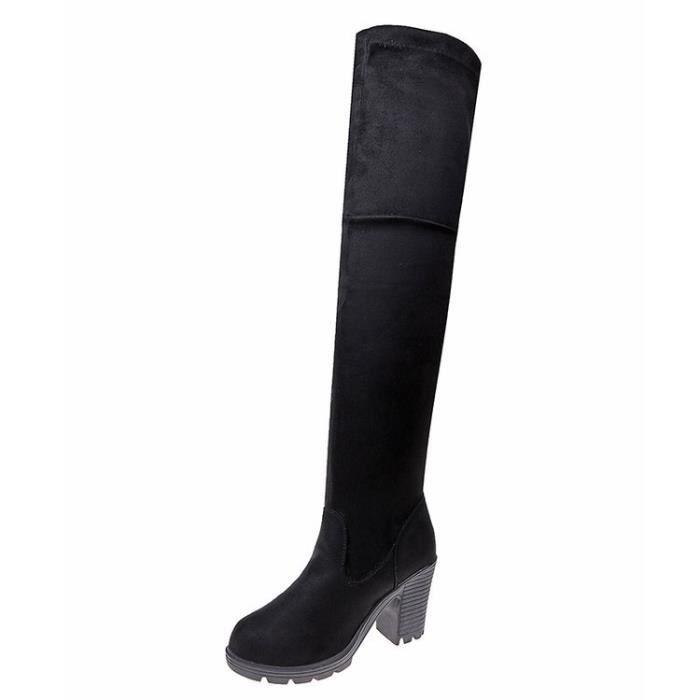 Chaussures Botte femme - sexy Garde au chaud cuissarde ChaussuresJYG-XZ235 0z02N4f2qP