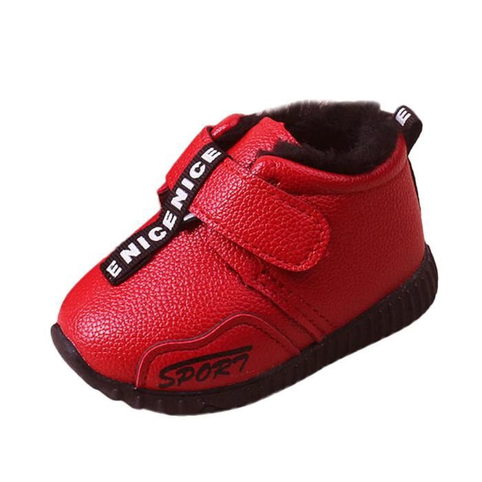 ons Sport Chaussures Enfant D'hiver Bas De ge Bb Gar En Filles Chaud Frandmuke758 Bottes Neige UqwnfB