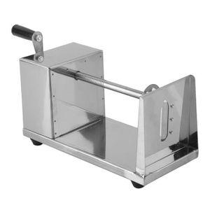 Machine a couper des frites achat vente machine a couper des frites pas cher soldes d s - Machine a chips maison ...