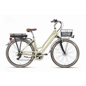 MONTANA Vélo Loisir Electrique E-Bluecity 28 TY 300 6 Vitesses 9 Ah-346 Wh Femme