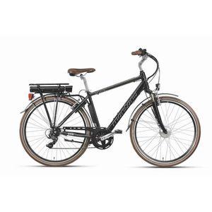 MONTANA Vélo Loisir Electrique E-Bluecity 28 TY 300 6 Vitesses 9 Ah-346 Wh Homme