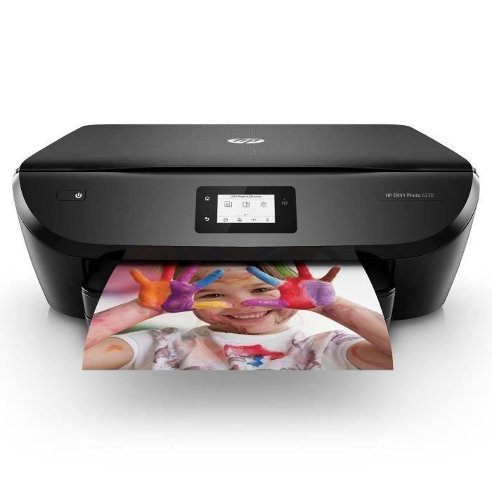 IMPRIMANTE HP Imprimante Tout en un Envy Photo 6230 - Éligibl