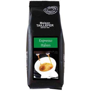 CAFÉ - CHICORÉE MAISON TAILLEFER Café Moulu Expresso Italien 125g