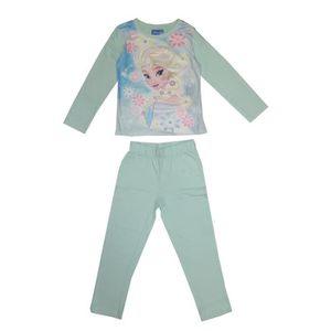PYJAMA LA REINE DES NEIGES Pyjama 161425 T - Enfant Fille