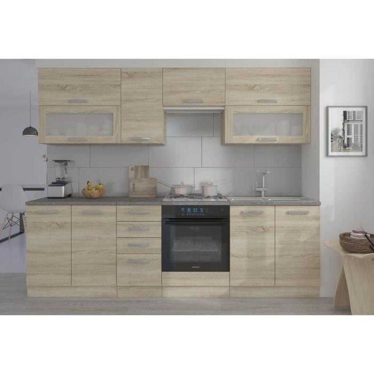 cuisine quipe complete amazing latest cuisine equipee a conforama beau cuisine quipe pas cher. Black Bedroom Furniture Sets. Home Design Ideas
